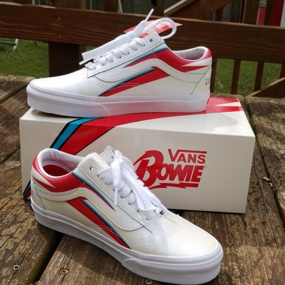 Vans Shoes | Nwt David Bowie Vans